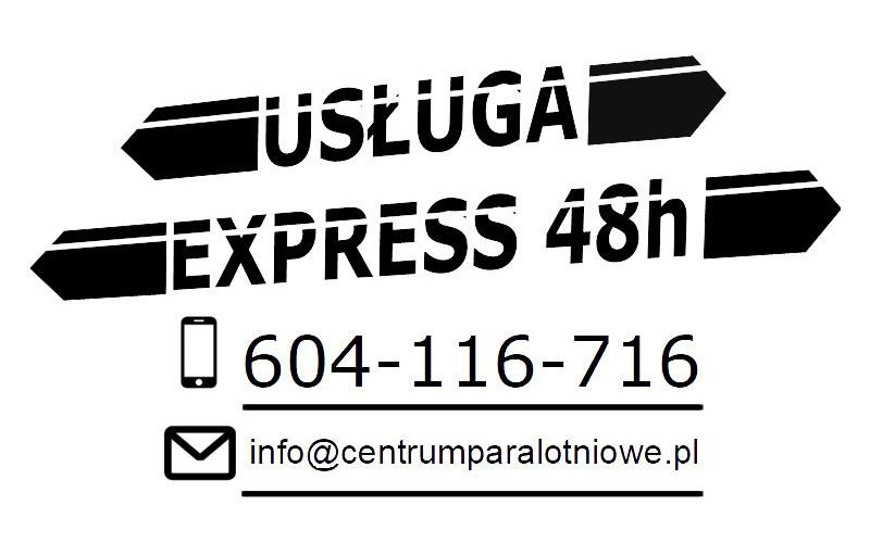 Usługa Express 48h